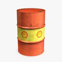 3d barrel