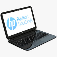 maya hp pavilion sleekbook computer screen