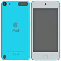 Ipod Touch Generation 5th Blue