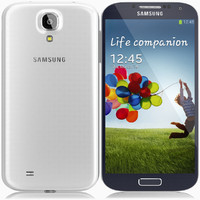 3d samsung galaxy s4 blue model