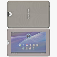 tablet toshiba thrive 3d 3ds