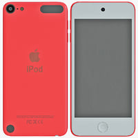 Ipod Nano Generation 5th Red