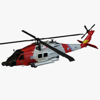 - ayhawk helicopter 3d model