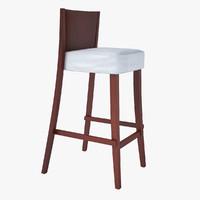 - driade neoz stool 3d model