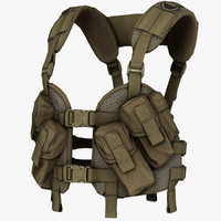 "Army Tactical Vest ""Otter 3M Desert"