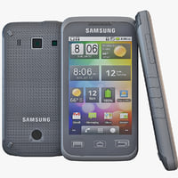 3d model samsung galaxy s5690 xcover