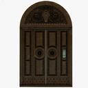 exterior door 3D models