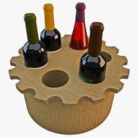 wine rack max