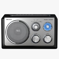 3d radio scott
