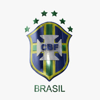 Brazil Soccer Shield