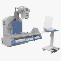 3ds fluoroscopy axiom luminos drf