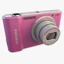 Point and Shoot Camera 3D models