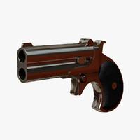 maya cal frontier derringer pistol