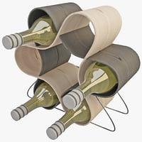 maya wine rack