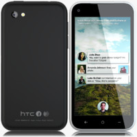 HTC First Black and White