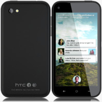 HTC First Black