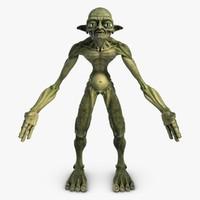 3d troll fantasy 2