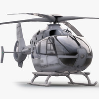 Eurocopter EC 135 Military Gray