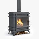fireplace 3D models