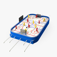 maya table hockey