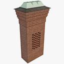 chimney 3D models