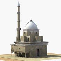 Mosque A