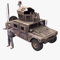 M1114 HMMWV Driver