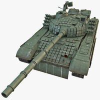 Polish Main Battle Tank PT-91 Twardy 2
