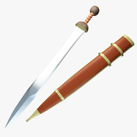 3d 3ds gladius hispaniensis