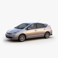Prius 3D models