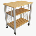 Kitchen Cart 3D models