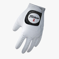 3d obj - titleist golf gloves