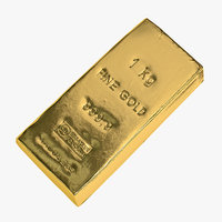 Gold Bar Kilobar