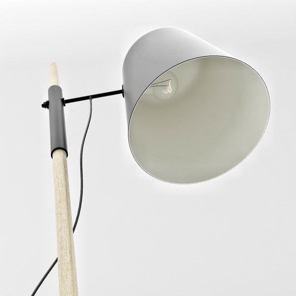 Outrigger Floor Lamp Outrigger Floor Lamp By Pixel Bandit