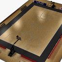 basketball court 3D models