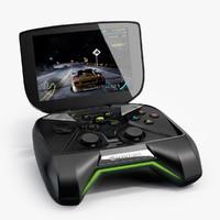 nvidia shield 3d model