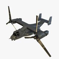maya c- osprey
