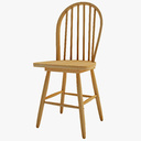 dining chair 3D models