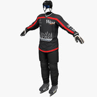 Hockey Gear 3