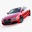 Audi RS5 3D models