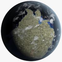 Earth 600 MA