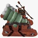 howitzer 3D models