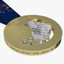 Olympic Medal 3D models