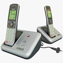 cordless phone 3D models
