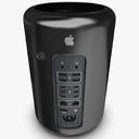 Apple Mac Pro 3D models