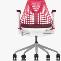 Herman Miller Sayl Red