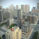 High Street 3D models