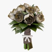 roses 02 3d model