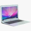 Apple MacBook 3D models