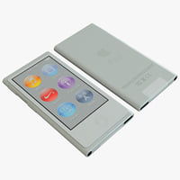 Ipod Nano Generation 7th Gray